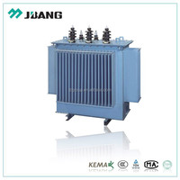 10kv-220kv three phase oil-immersed electrical power transformer