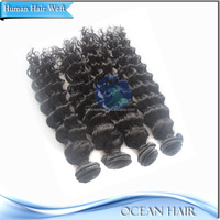 Factory Price Wholesale High Quality 100% Virgin Yaki Human Hair Curly Weave