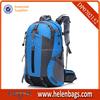 High quality custom waterproof hiking backpack