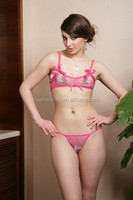 Sex Suit Sexy Bar And Thongs Set New Design Sex Lingerie Colorful