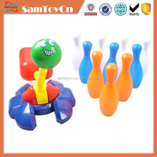 HOT SALE plastic toys bowling ball shape educational kids toy with environmental PVC ABS materials