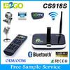 New Style CS918S tv android box Allwinner A31 Quad Core 2g 8g FHD Camera 5.0 MP Google Set Top Box