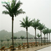 SJZZY Shengjie project tree , use for outdoor fake coconut tree , standing behind the rode artificial coconut tree