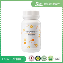 Canada enzyme, with natural peptides, digestive capsules health food supplement