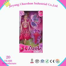 Hot plastic mini fairies toys wholesale in chaoshan