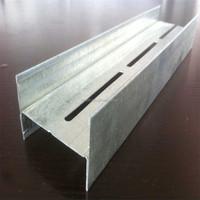 Australia Metal Studs Sizes H type metal studs/ light weight metal frame/steel profile