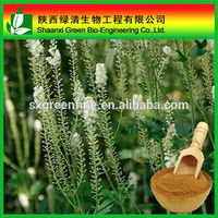 Natural Organic Black Cohosh Root Extract Triterpenoid Saponins
