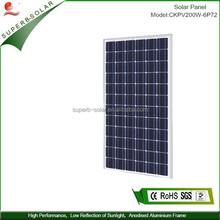 200 polycrystalline watt solar panels