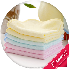 wholesale super soft handkerchief small size handkerchief 100% bamboo fiber handkerchief