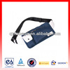 Stylish Black Canvas Fanny Packs, Blue Canvas cell phone shoulder bag