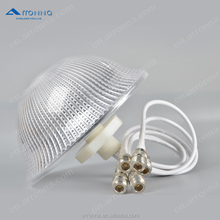hot sale factory 2.4/5.8GHz mimo ceiling indoor c band satellite mesh dish antenna