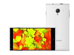 Doogee DG550 5.5inch 1280 x 720 MTK6592 Octa core IPS 1.7GHz WCDMA 1GB 16GB 13MP lowest price china android phone