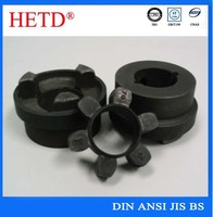HRC70 HRC90 HRC110 HRC130 High precision lowest price jaw coupling hrc couplings