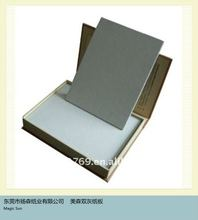 high quality gray back board,thick grey paperboard,gray back paper board