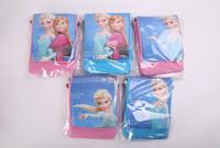 Frozen Elsa Dress Children Coin Purses Wholesale Small Cute Gift Items