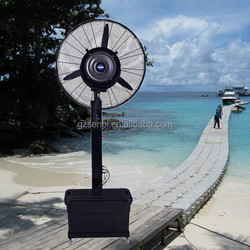 26''/30'' industrial industrial misting spay fan misting systems outdoor