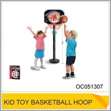 Kids mini plastic basketball hoop Sport toy basketball set for kids OC051307