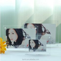 2015 new style acrylic photofunia photo frame
