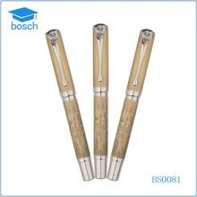 """High Quality Xubeihong """"The Eight Horses"""" Embossing Roller Ball Pen"""