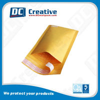 Cheap expanded envelope bubble padded mailers