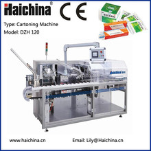 DZH120 Automatic Horizontal Cartoning Machine for stick/pouch/sachet/coffee bag