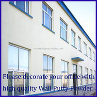 Office decoration with high quality Wall Putty Powder