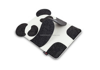 Multifunction BUBM 13 inch laptop computer sleeve cotton KungFu Panda for Tablet PC