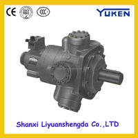 MPH2 Series Radial Piston Type Low Speed High Torque Hydraulic Motors