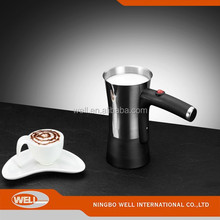 2015 NEW 600W Automatic Electirc Stainless Steel temperature controlled Milk Frother,Milk foamer for Cappuccino or Latte