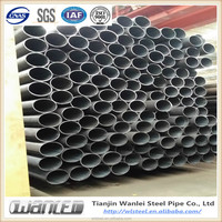 ASTM A106B seamless steel pipe for construction material