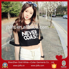 wholesale fashion women t shirt
