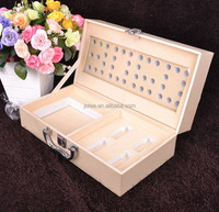 china manufacturer directory essential oil leather box for glass bottle