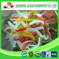 Export High Quality Frozen Mixed vegetable from China