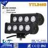 Y&T auto parts China supplier tuning light aluminum housing Headlight Type led light bar 40w
