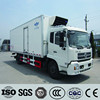 3-7tons Carrier Refrigerator Truck/Cooler Van for Fresh Vegetable and Milk