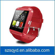 Bluetooth Smart Watch WristWatch U8 U Watches for iPhone 4S/5/5S/ 6 Samsung S4/Note 2/Note 3 Android Phone Smartphones Wearable