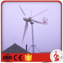 1kw Small Wind Turbine For House With Rated Wind Speed 7m/S
