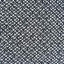 Wholesale black 100 Polyester knitted Diamond net mesh fabric for women sex long socks