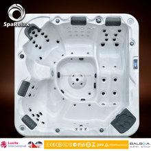 2015 shenzhen Lucite Acrylic jazzi pool A601 beauty apparatus company