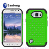 2015 Best Selling silicone phone case for Sumgung galaxy s6 active G890
