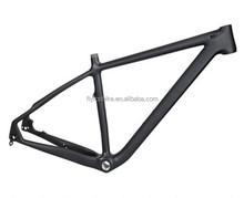 OEM full carbon MTB frame 15' 17' 19' 21' glossy or matte finishing carbon fiber bike frame time trial