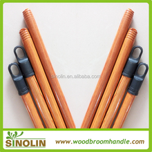 SINOLIN good quality pvc coated wooden mop stick made in china
