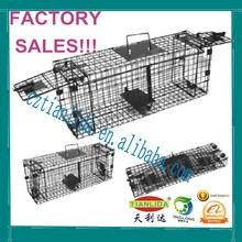 Home Guard Live Coyote Cage Trap Best Selling Animal Control Products