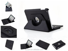 360-degree Rotating Separable Bluetooth Keyboard Case for iPad Mini