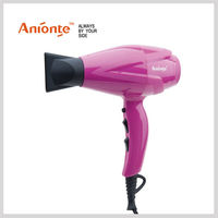 Professional compact AC motor hair dryer 2200-2400W