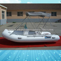 3.6m fibra de vidrio barco inflable