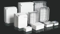 TB series plastic waterproof cases of electronics