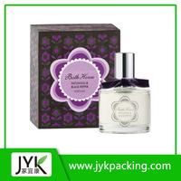 Creative Perfume Packaging Box Beautiful Perfume Box Design For Wholesale