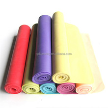 Resistance band with pantone color factory
