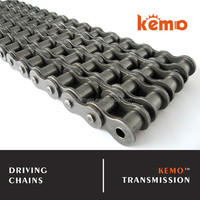 Agricultural chain with attachments